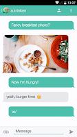 Screenshot of Hoccer – the secure Messenger