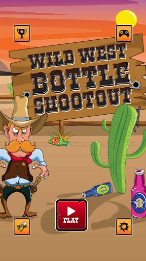 Wild West Bottle Shootout