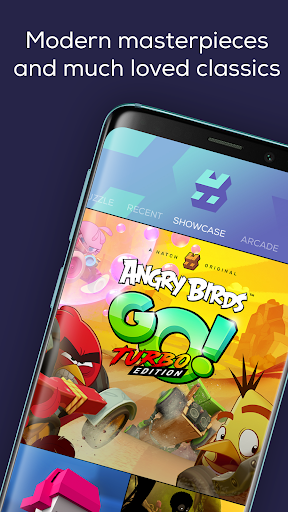 Hatch: Play games on demand, compete and win astuce APK MOD capture d'écran 1