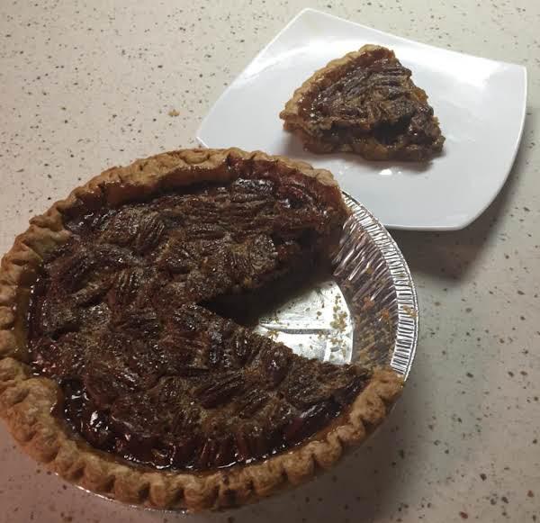 Pecan Pie With A Twist