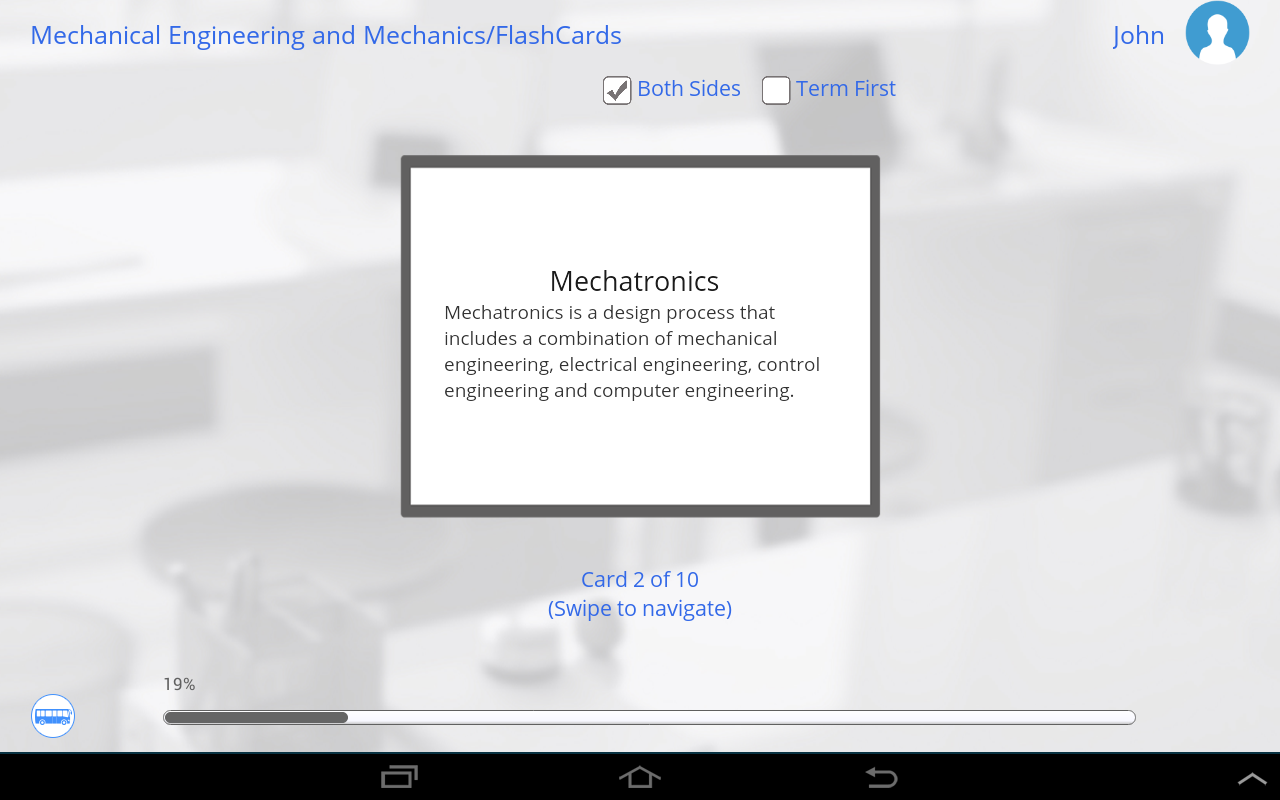 Learn Mechanical Engineering- screenshot
