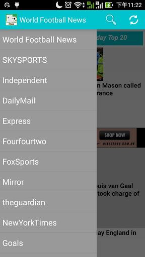 世界のサッカーニュース