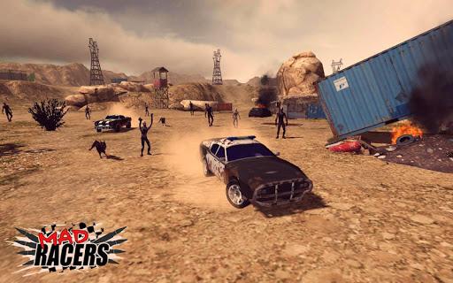 Mad Racers screenshot 2