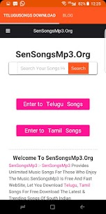 Telugusongs Download App Download For Android 1
