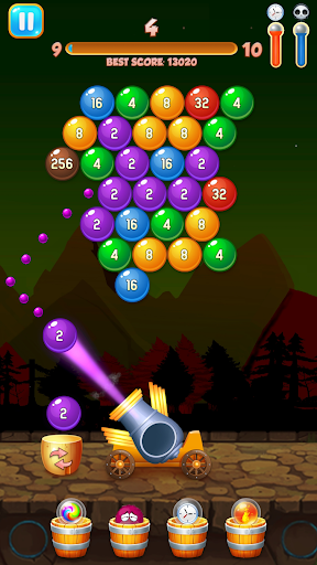 Happy Bubble For Tik Tok: Bubble Shooter Merge android2mod screenshots 16