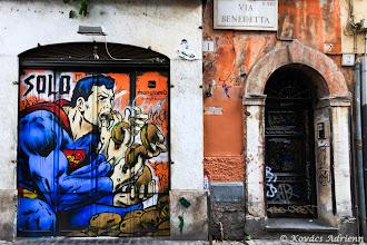 Photo: Trastevere múlt és jelen