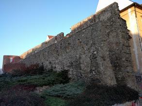 Photo: Old city walls.