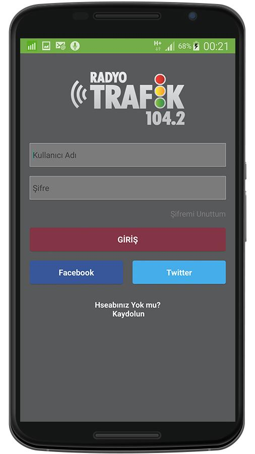Radyo Trafik- screenshot