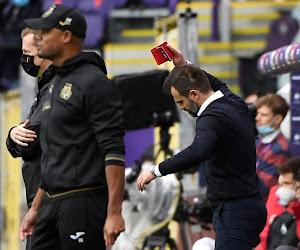 """Leko a des regrets : """"On a parfois joué comme Anderlecht le voudrait, mais ..."""""""