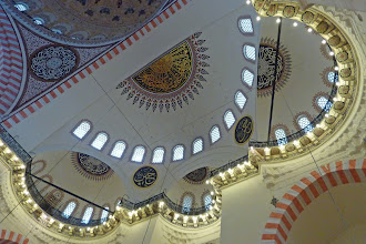 Photo: Mosquée Suleymaniye