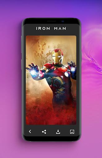 Superheroes Wallpaper HD 2K 4K 2019 1.4 Screenshots 6