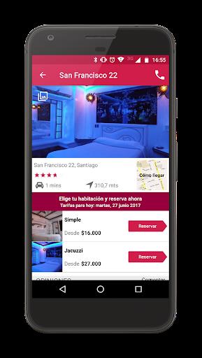 MotelNow Reservas Moteles screenshot
