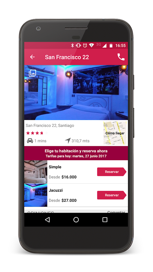 MotelNow- screenshot
