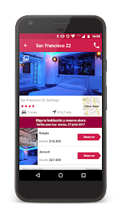 MotelNow Reservas Moteles screenshot