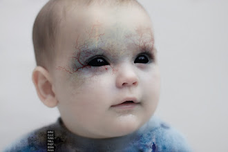 Photo: This is the baby from the tummy of my last upload just so you know he turned out totally fine ;)