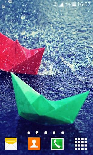 雨动态壁纸