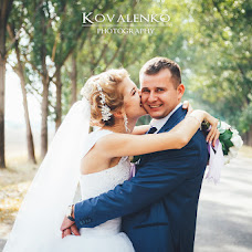 Wedding photographer Aleksandr Kovalenko (fuckinmajer). Photo of 09.01.2017