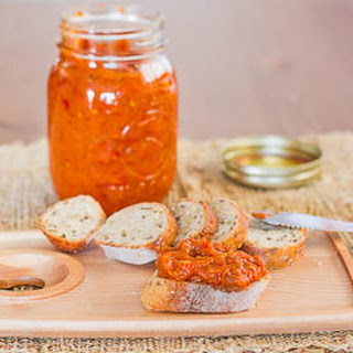 Roasted Eggplant and Pepper Spread