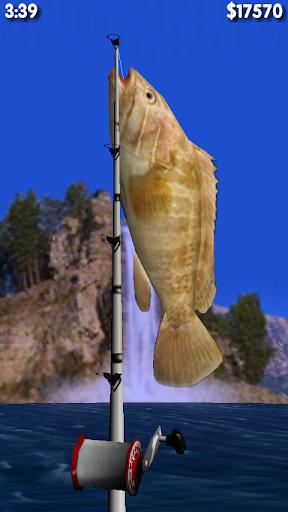 Télécharger Big Sport Fishing 3D Lite apk mod screenshots 1