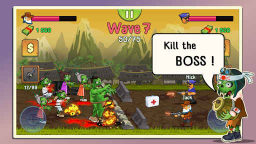 Two guys & Zombies (two-player game) 1.1.9 screenshots 10