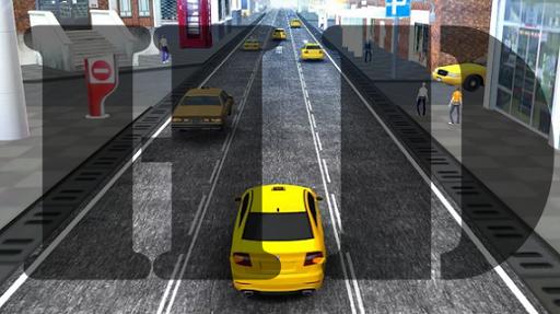 Taksi Sürüş Simülatörü