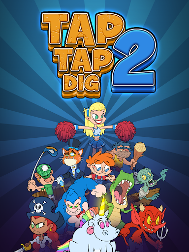 Tap Tap Dig 2: Idle Mine Sim screenshots 9