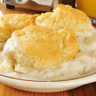 Chicken And Biscuit Stew
