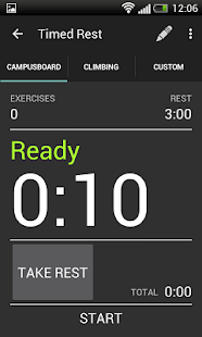 Rock Prodigy Timer- screenshot thumbnail