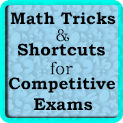 App Math Tricks Competitive Exam APK for Windows Phone