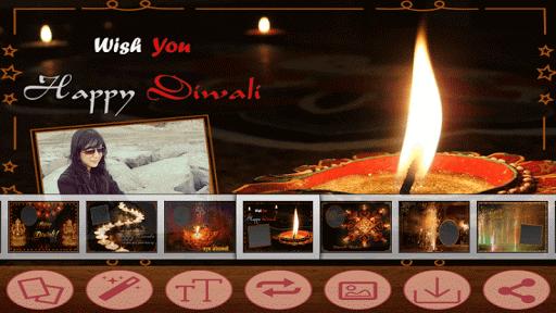 Diwali HD Photo Frames