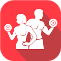 30 Day Full Body Workout Fitness Program icon