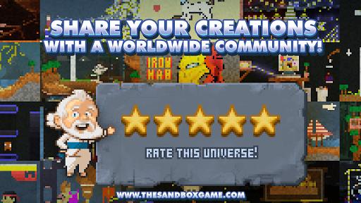 The Sandbox: Craft Play Share screenshot 5