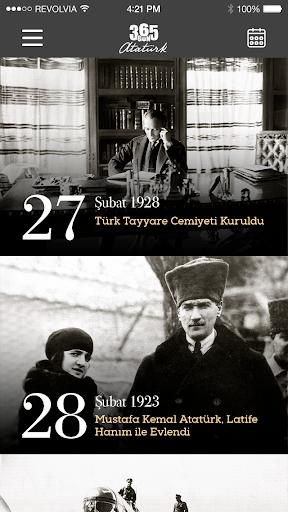 365 Days of Atatürk