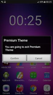 Premium HD Theme Launcher - náhled