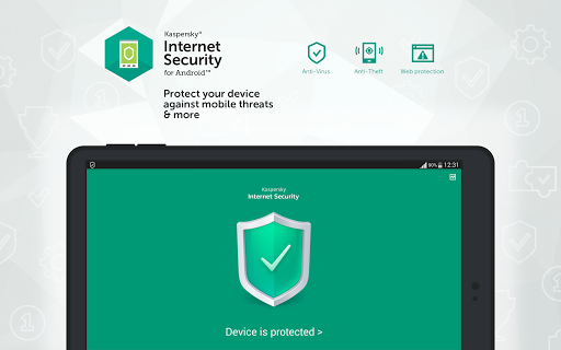 Kaspersky Mobile Antivirus: AppLock & Web Security screenshot 8