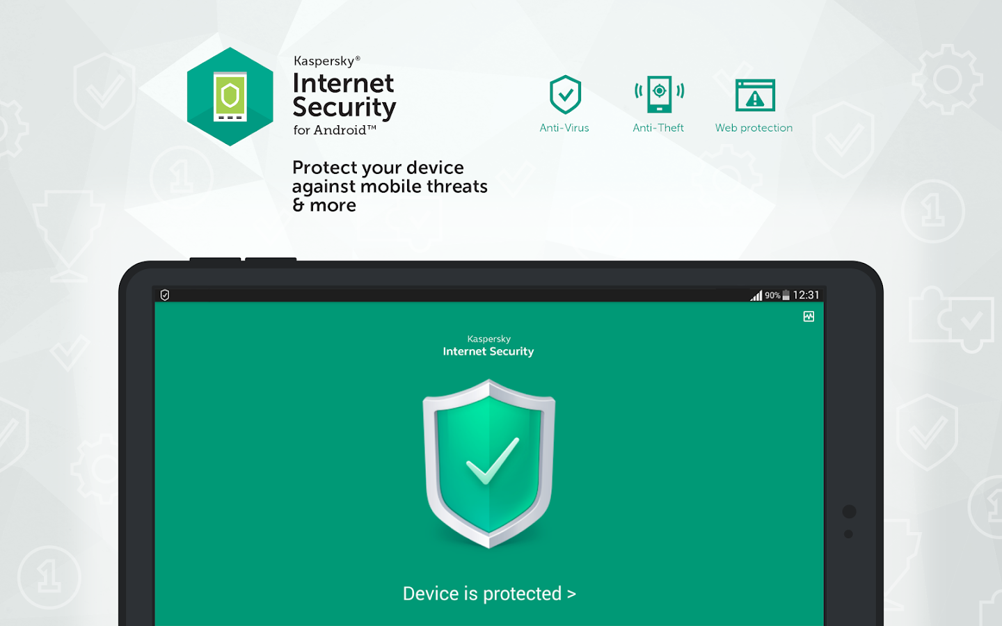 Kaspersky Mobile Antivirus & AppLock - Android Apps on Google Play