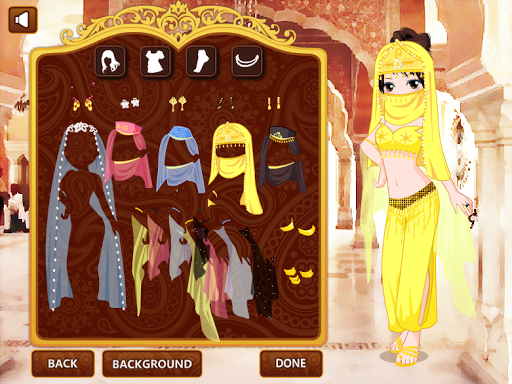 Indian princess games free