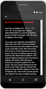 The King of Fighters Songs & Lyrics, Current. - náhled