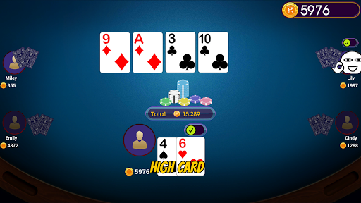 Texas Holdem Poker - Offline 1.4.3 screenshots 1