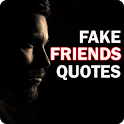 Fake Friends Quotes 2019:Quotes about fake friends icon