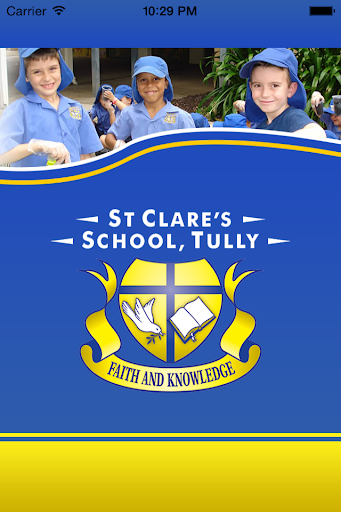 St Clare's School Tully