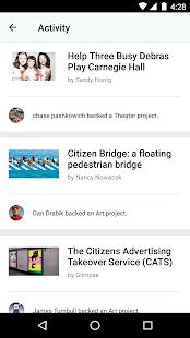 Kickstarter Screenshot 4