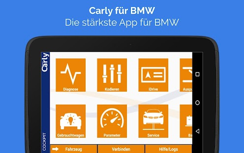 Carly für BMW Screenshot
