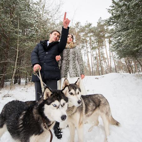 Wedding photographer Yuriy Khoma (yurixoma). Photo of 19.03.2018