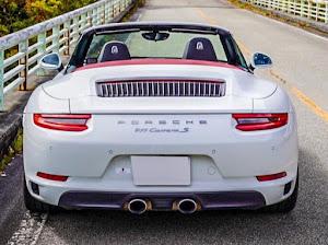 911 991H2 carrera S cabrioletのカスタム事例画像 Paneraorさんの2020年10月27日20:32の投稿