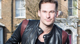 Lee Ryan wants his dog to be EastEnders' 'new Wellard'
