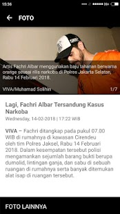 VIVA - Berita Terbaru - Streaming tvOne & ANTV Screenshot