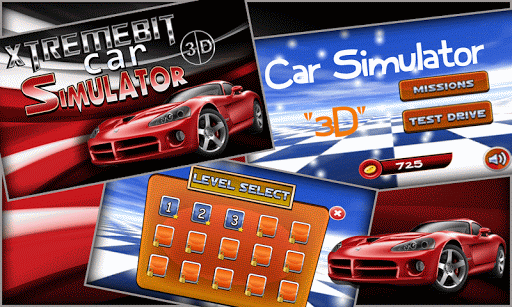 Xtremebit Car Simulator 3D