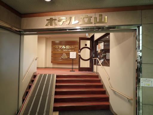 日本最高所のホテル