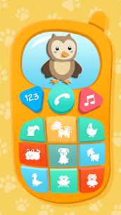 Baby Phone. لعبة أطفال 5